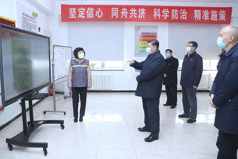 欧亿登陆北京在院确诊病例21例 将改革完善重大疫情防控救治体系