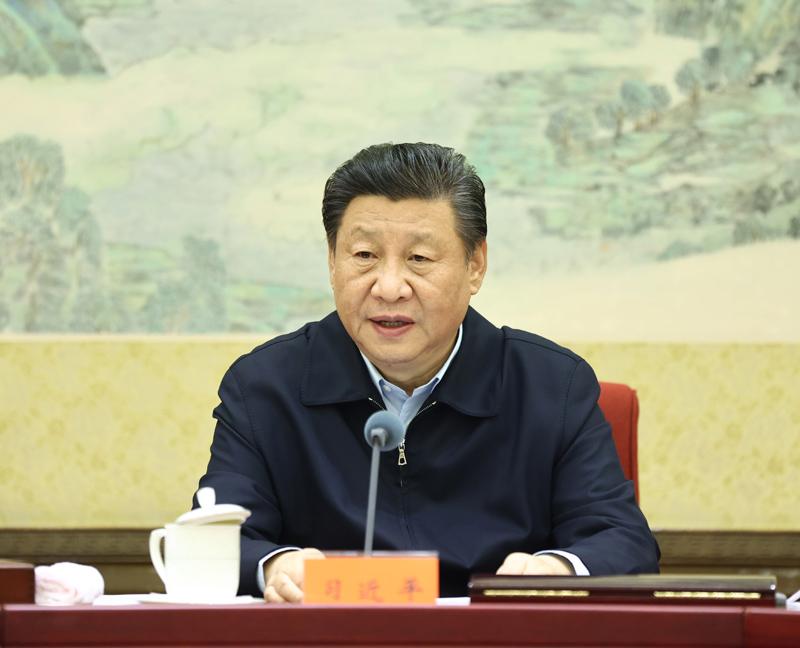 中共中央政治局召开民主生活会