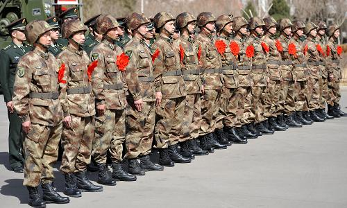 中国七大军区实力排名及职责:竟是这个军区最强(www.souid.com)